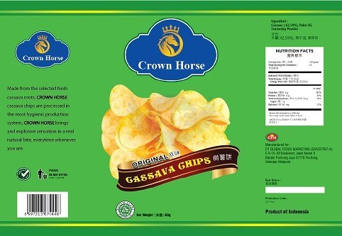 Product Label / Packaging